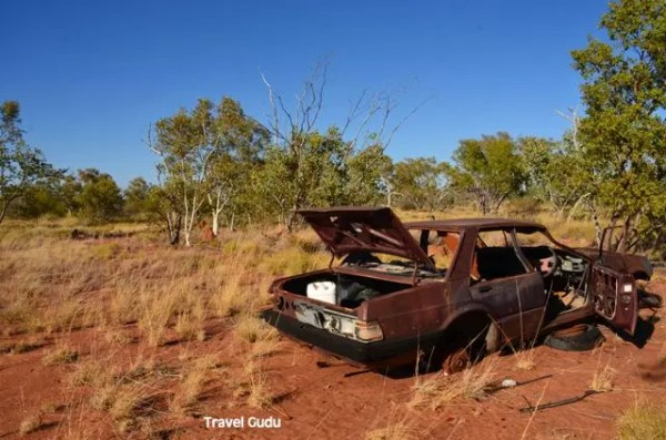 Australia in camper: da Kings Canyon a Nitmiluk
