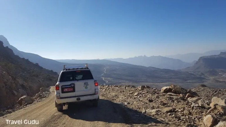 Oman offroad