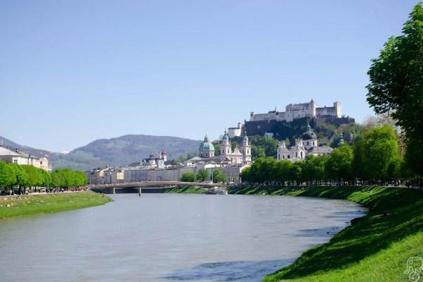 Salisburgo in un weekend