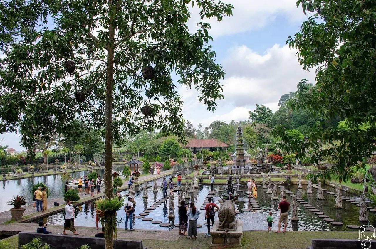 Taman Tirta Gangga, Bali