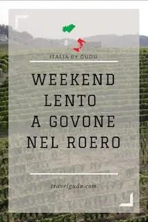 Weekend nel Roero