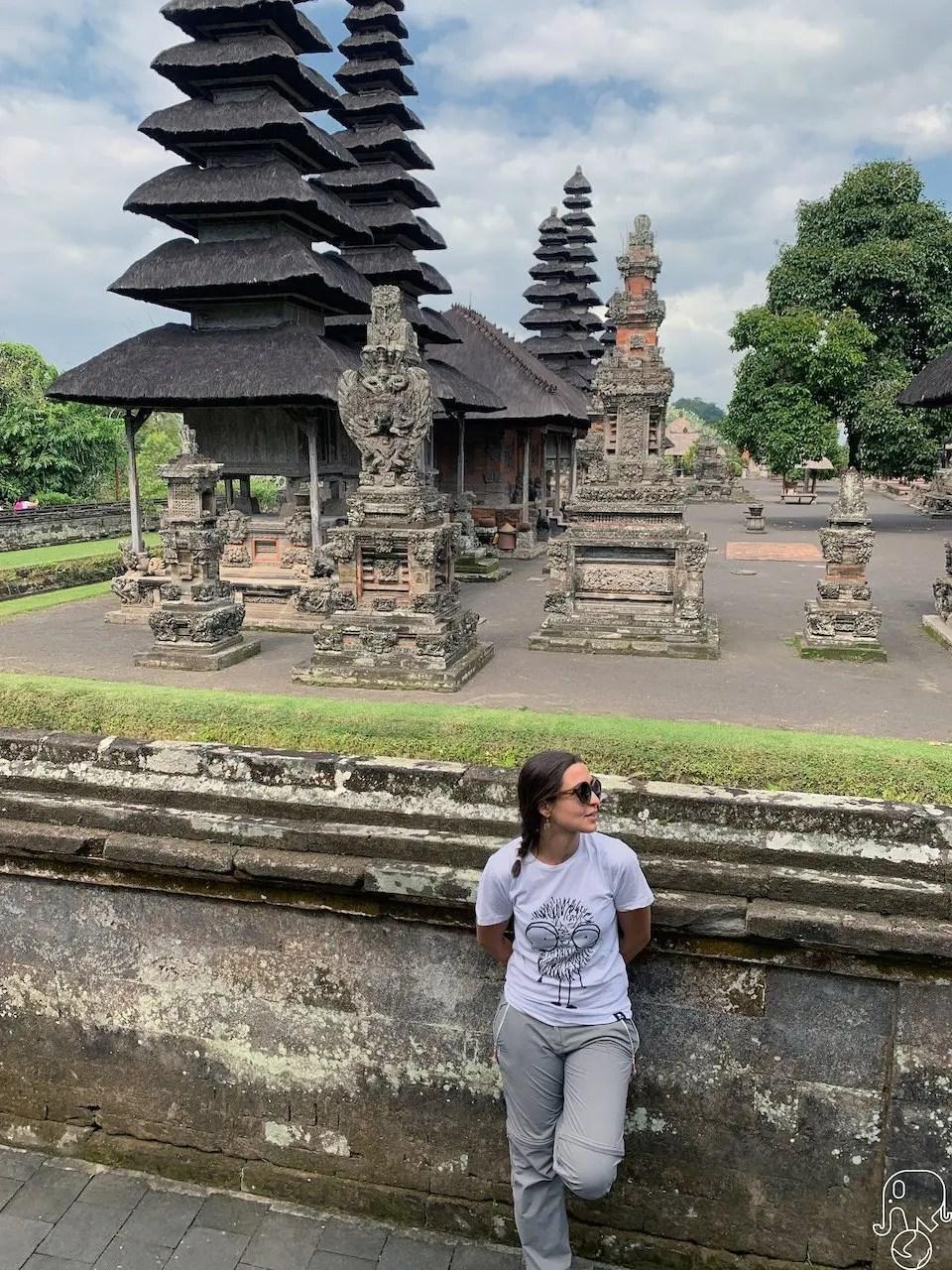 Taman Ayun - Itinerario a Bali