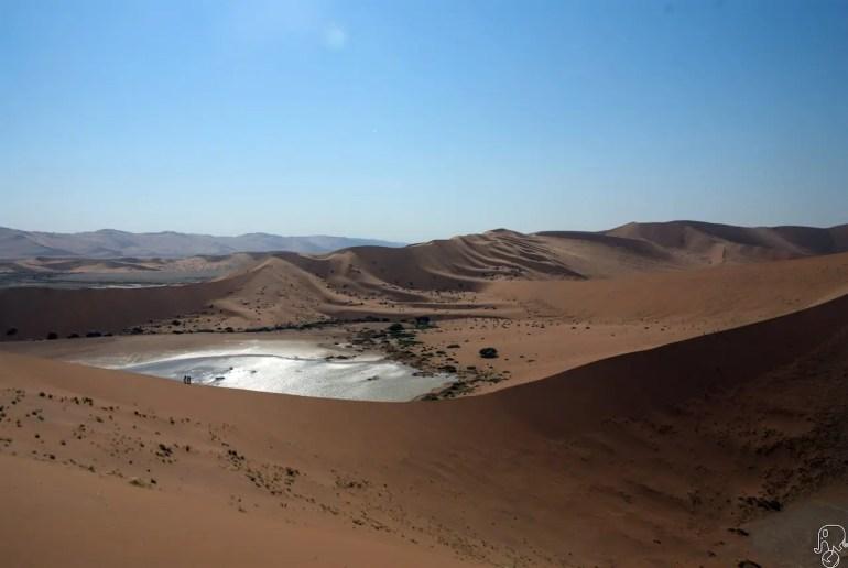 Itinerario in Namibia