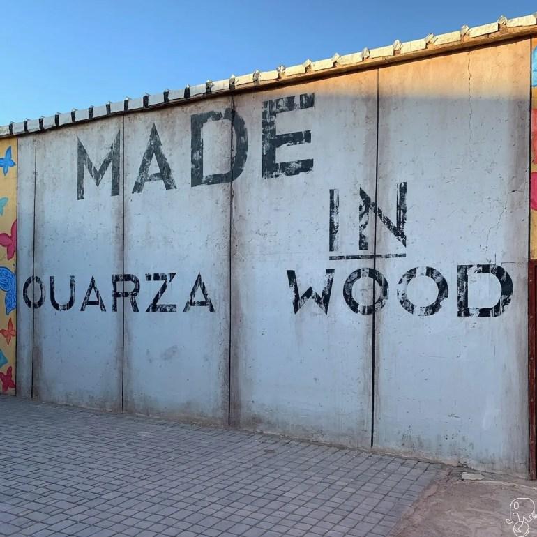 Studios cinematografici Marocco