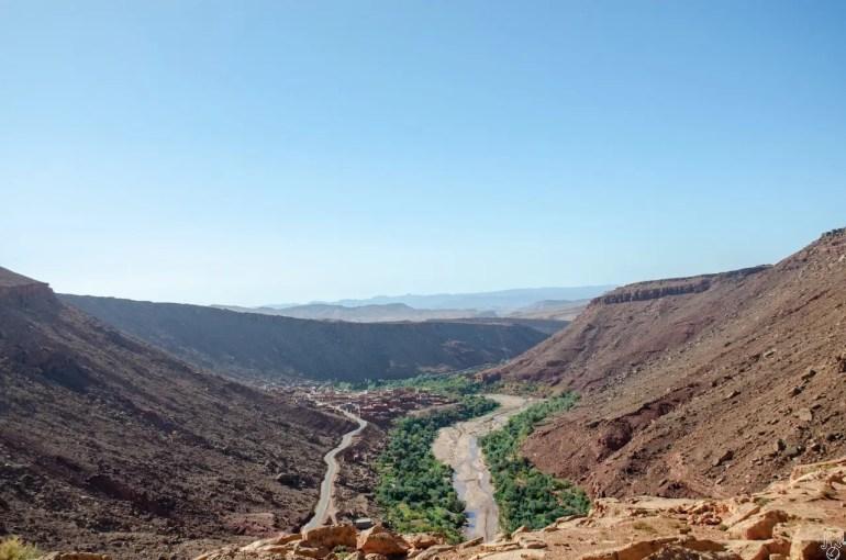 Monti dell'Atlante, Marocco