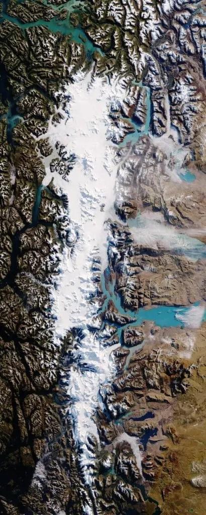 campo Hielo Sur Patagonia