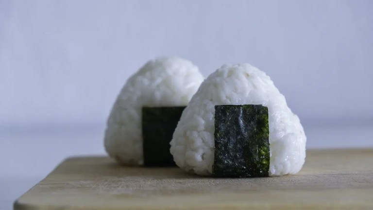 Onigiri e lunch box giapponese