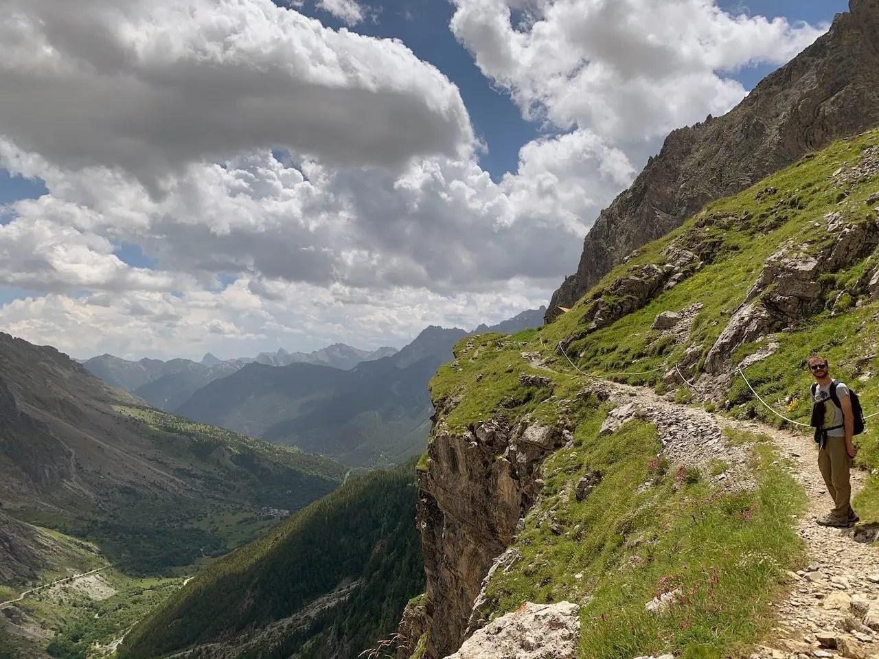 sentiero cascate Stroppia