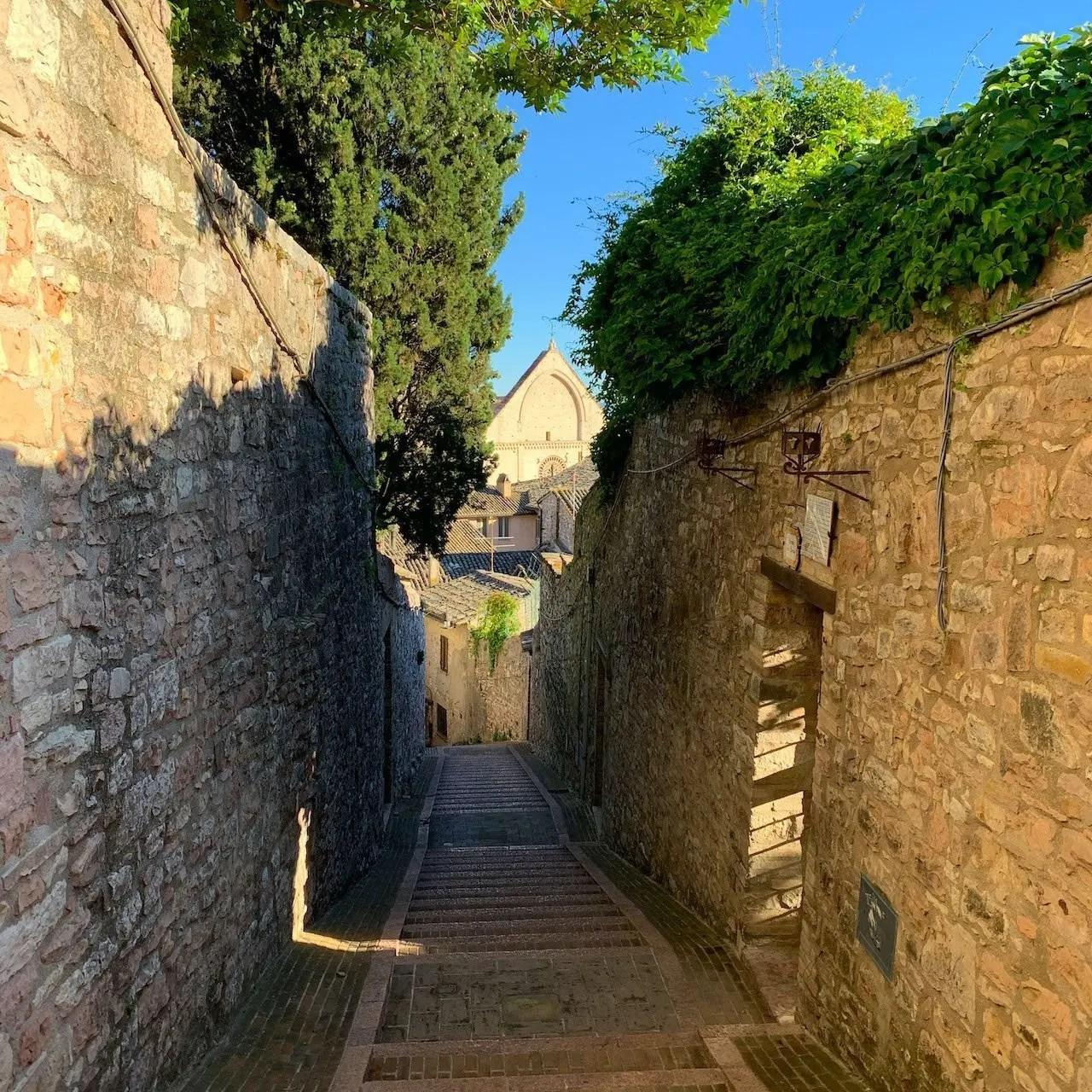 cosa fare ad Assisi