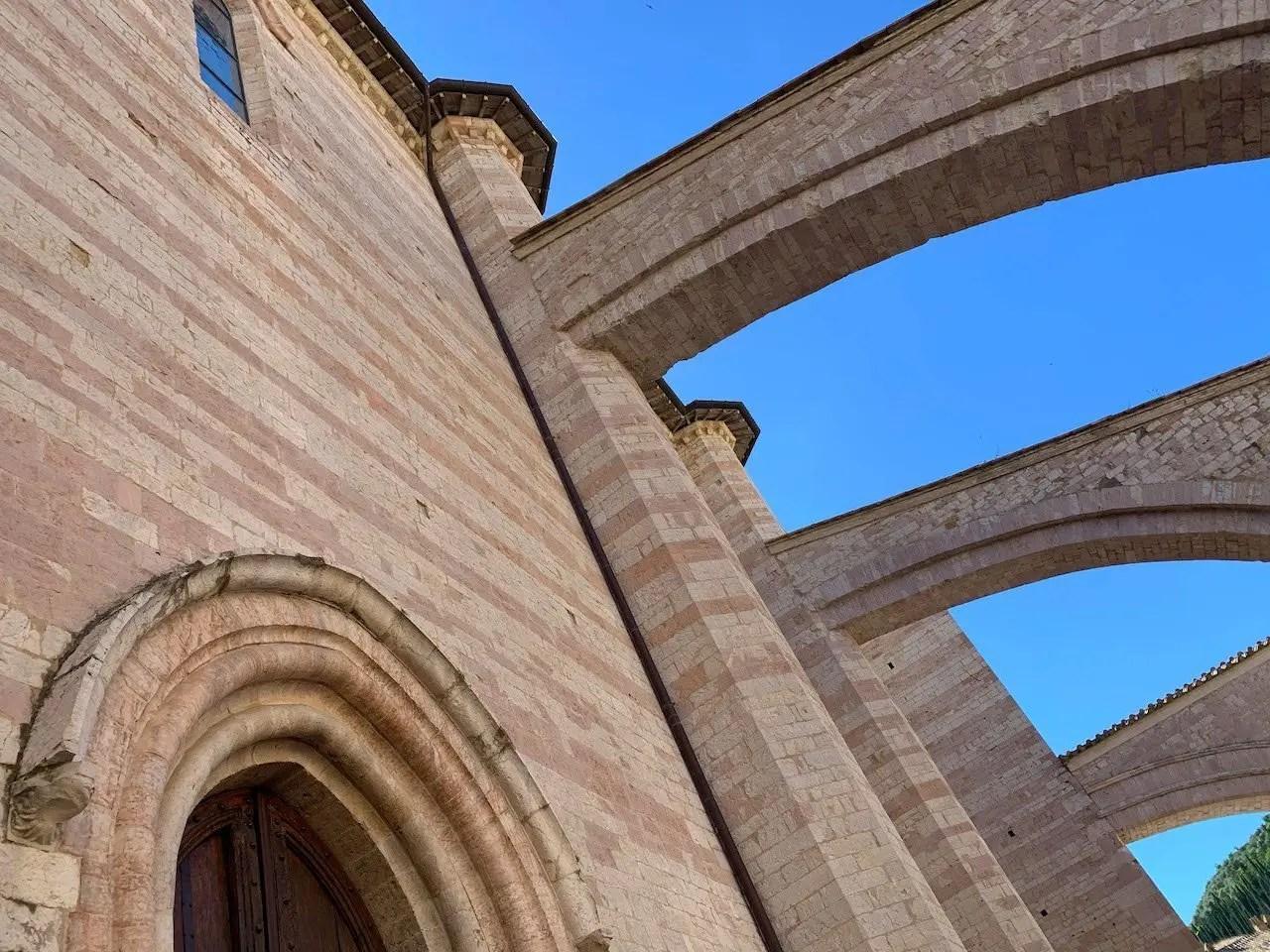 chiese di Assisi