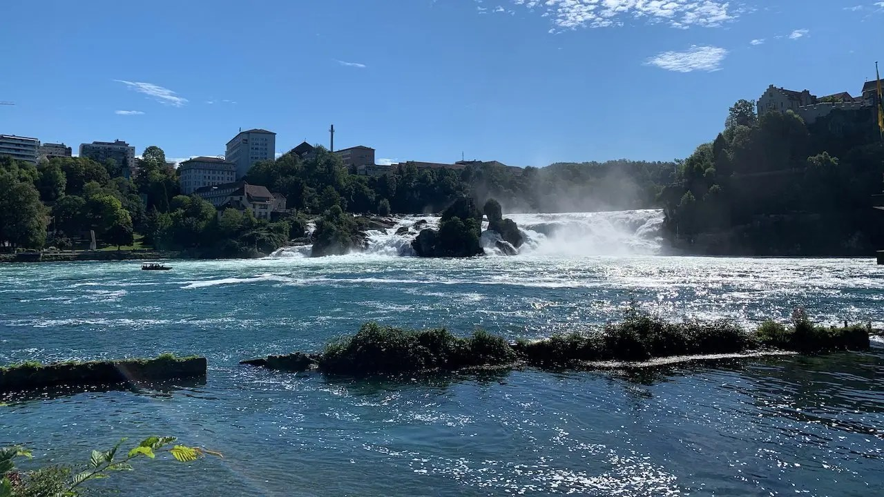 cascate svizzera