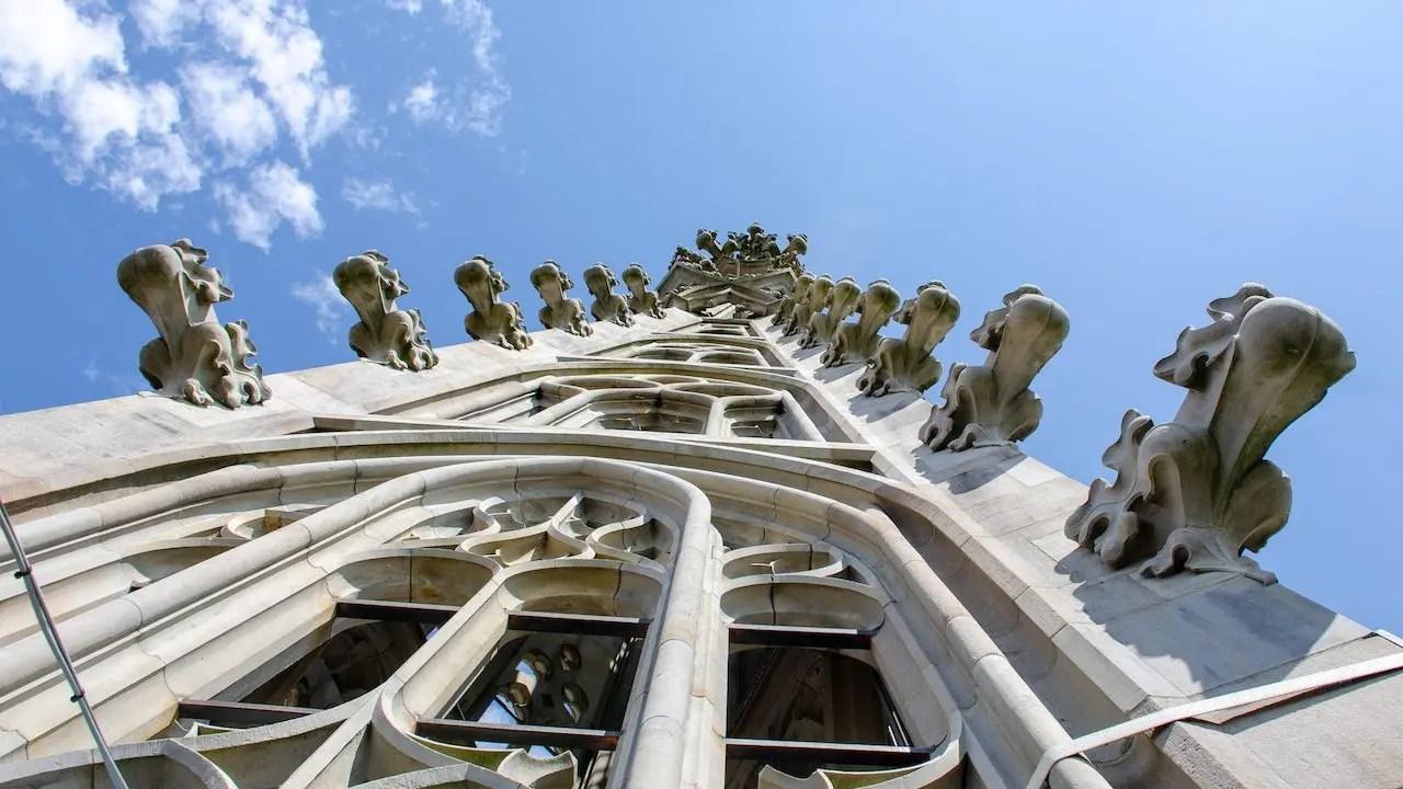 Berna cattedrale particolare