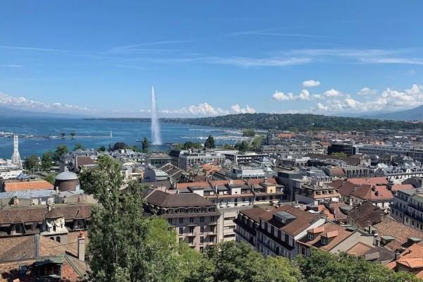 Un giorno a Ginevra e sul Lago Lemano, in Svizzera