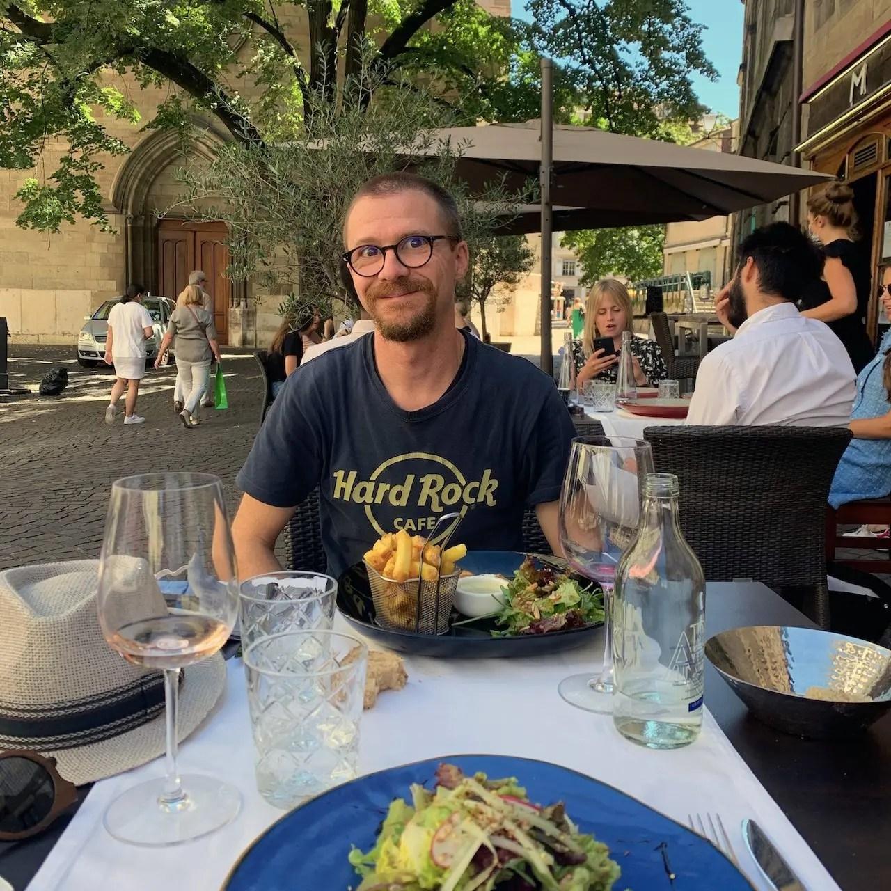 mangiare a Ginevra