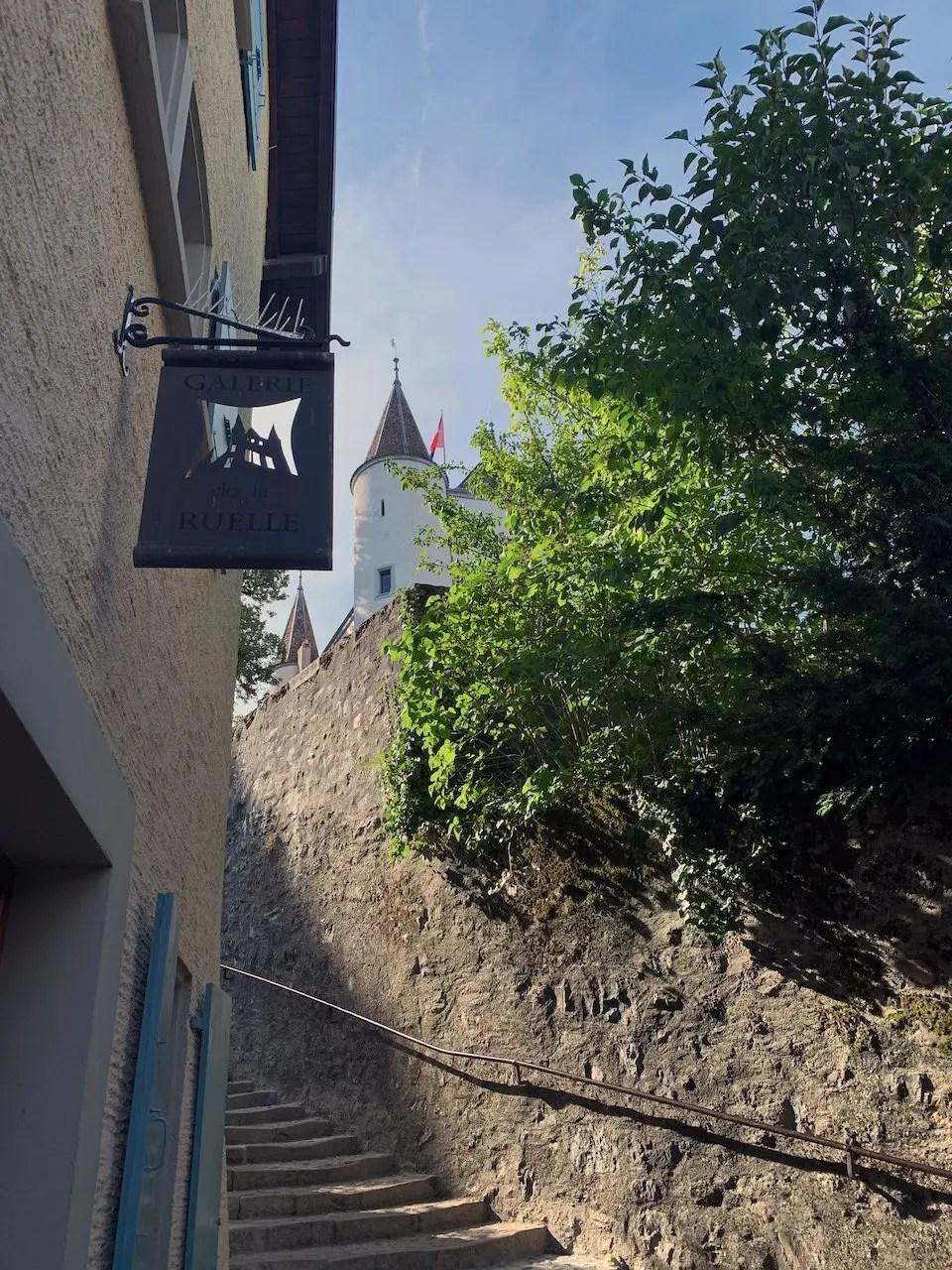 castello di Nyon