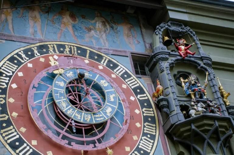 orologio meccanico Berna