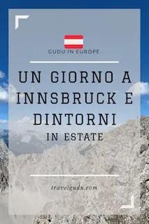 un giorno a Innsbruck