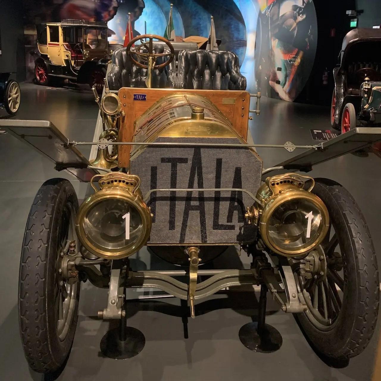 museo auto torino
