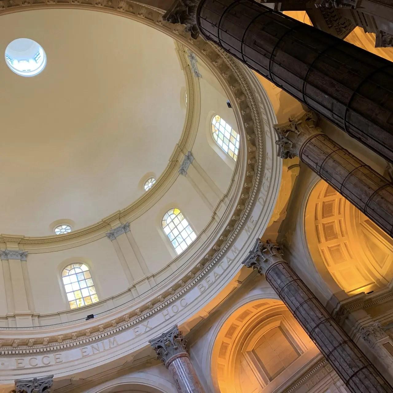 cupola oropa