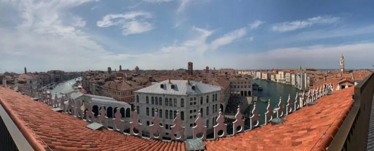 migliore vista panoramica venezia