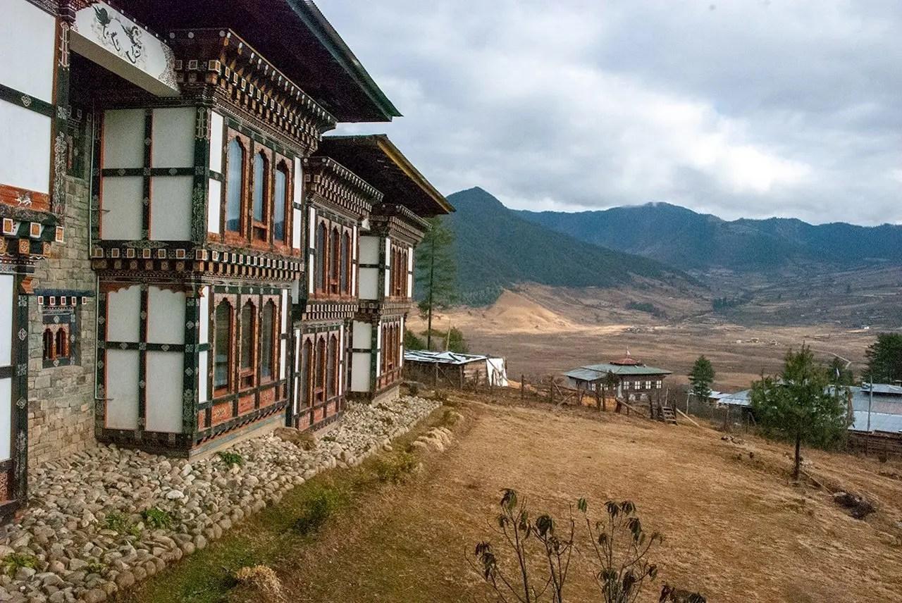 valle del Gangtey