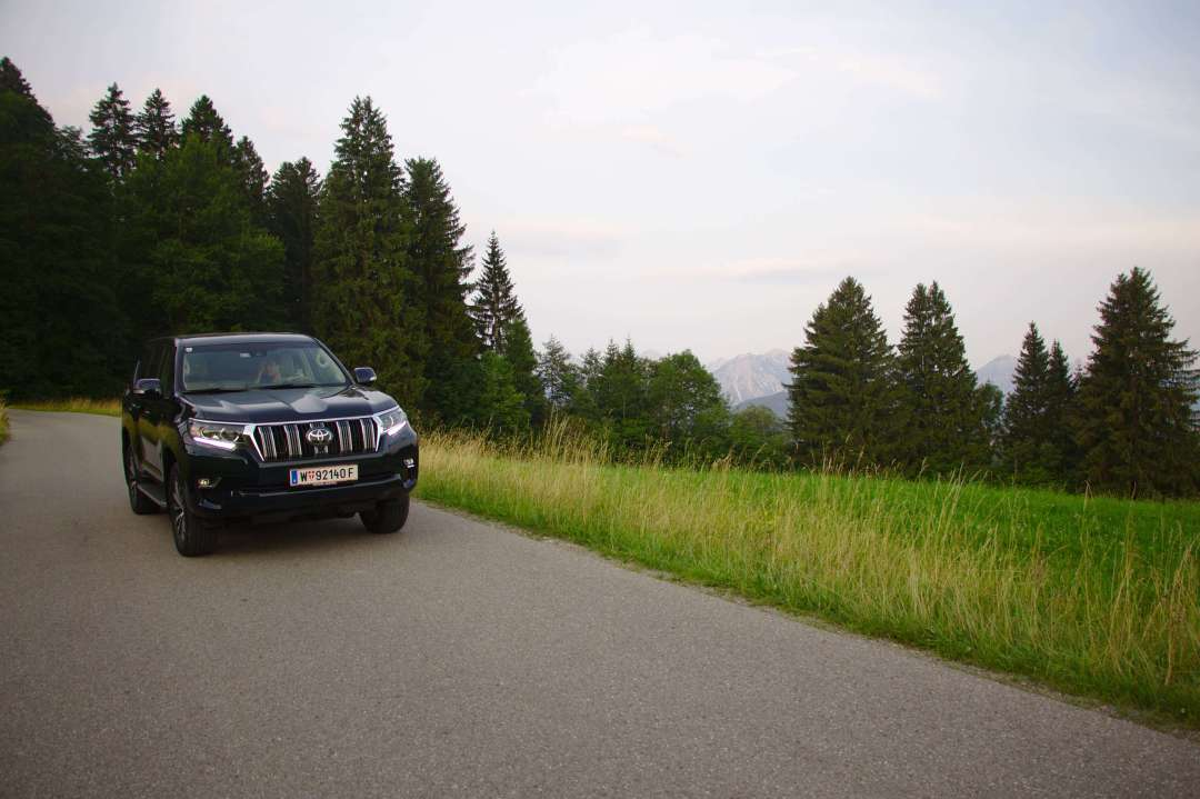 , Roadtrip durch Süddeutschland mit Toyota Land Cruiser, Travelguide.at, Travelguide.at