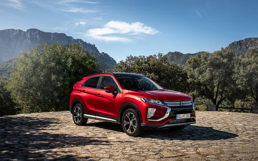 Test: Mitsubishi Eclipse Cross 2,2 DI-D AWD Diamond