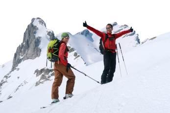 , Skihochtouren, die Sehnsucht nach Freiheit!, Travelguide.at