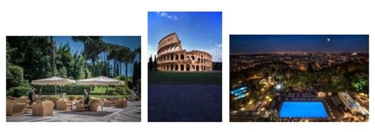 Gladiator Weekends at Rome Cavalieri