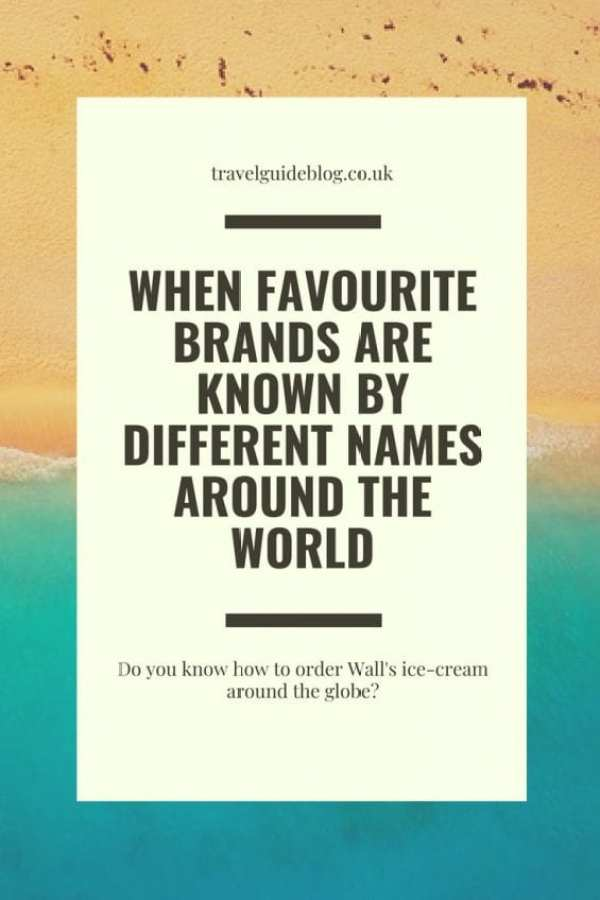 Favourite brands