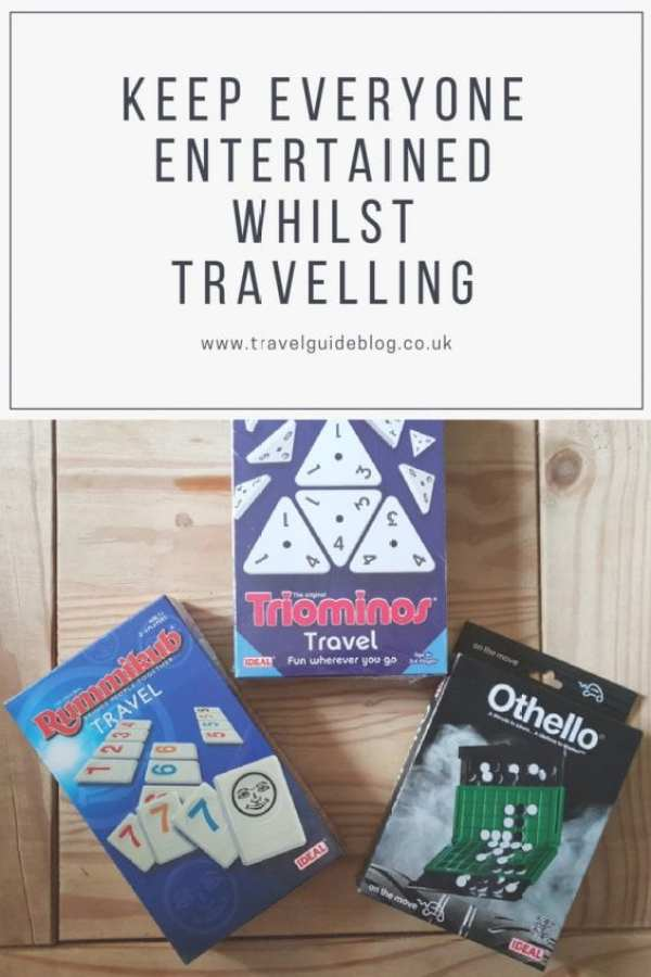 travel games