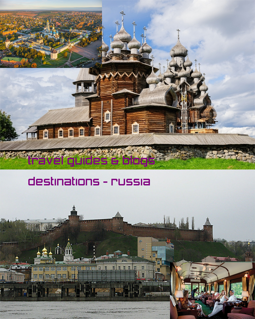 Discover Russia – From Kremlin to Kamchatka – Part 2
