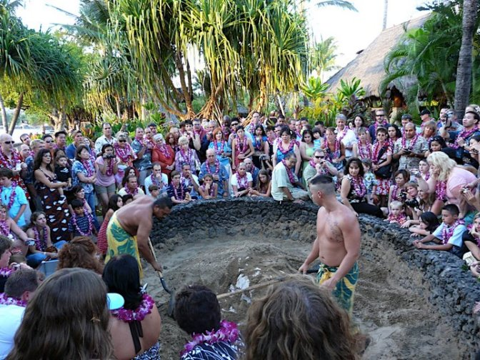 Royal Lahaina Wedding Luau on Maui Hawaii