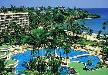 Kauai travel guide loves the Marriott Hotel Kauai Hawaii