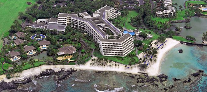 Mauna Lani Bay Hotel and Bungalows Big Island Northwest Shore