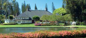 Four Seasons Koele Lodge