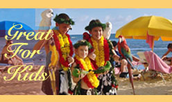 Hawaii Multi Island Vacation Packages Families