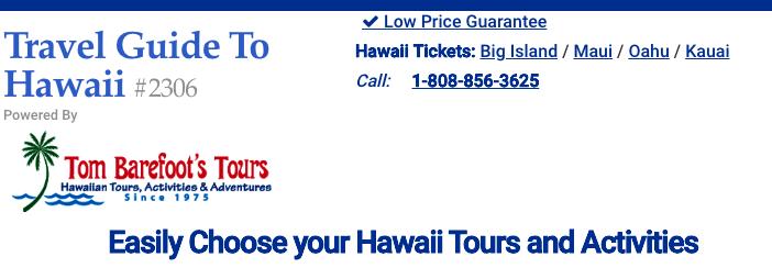 Hawaii Activities and Tours