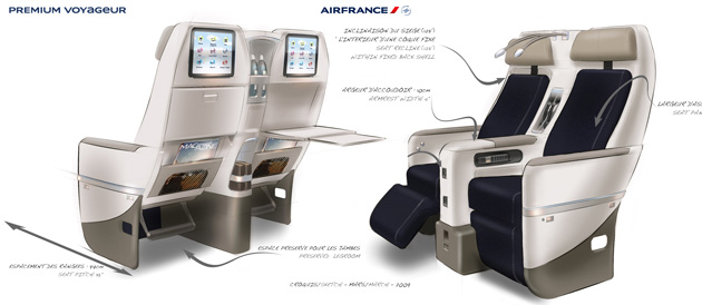 Air France Premium Voyageur