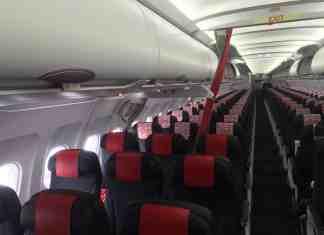 Nouvel intérieur Moyen Courrier Smart&Beyond Air France
