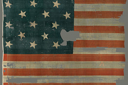 American flag - star spangled banner