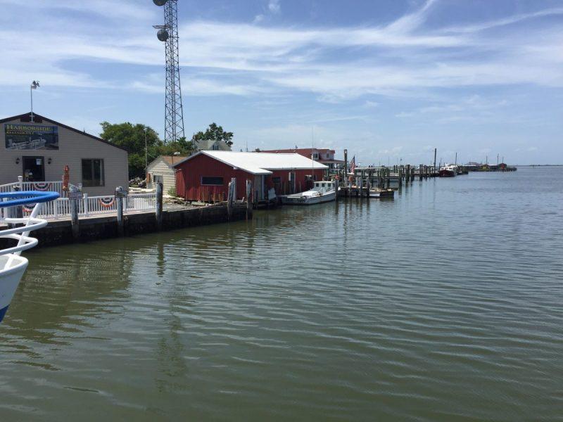 Smith Island Maryland - Ewell Harbor