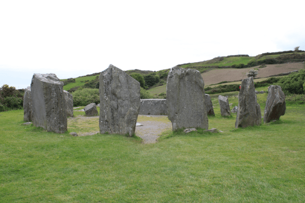 Drombeg Stone Circle - West Cork