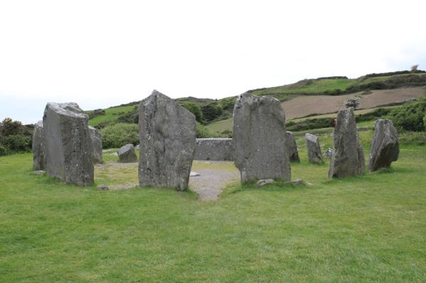 Drombeg Stone Circle - West Cork