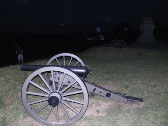 Gettysburg Battlefield - Cemetery Ridge