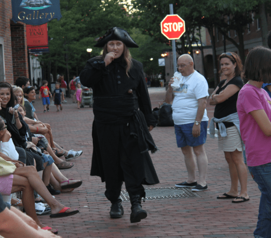 Ghost Tour Guide - Salem MA