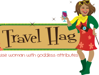 Travel Hag Logo by shanashay from 99 designs