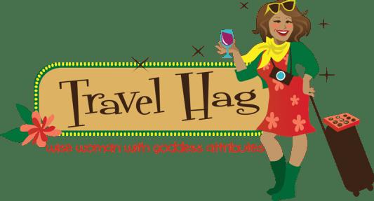 Travel Hag Logo by shanashay from 99 designs