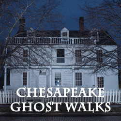 Chesapeake Ghost Walks