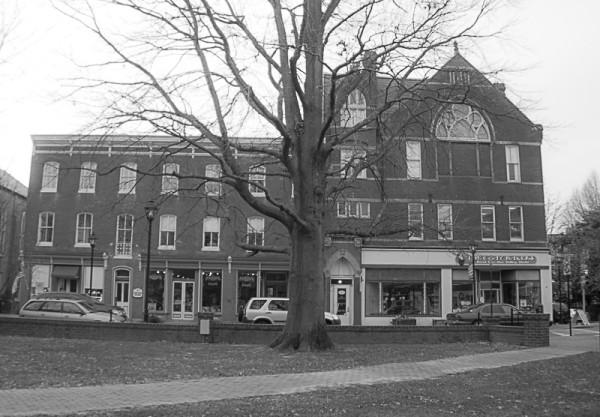 easton old emergency hospital
